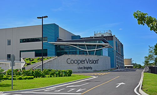 Cooper Vision - Medical Manufacturing Company