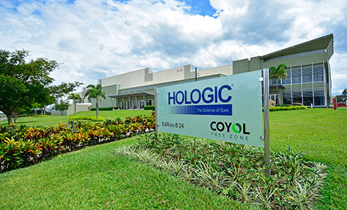 Hologic - Medical Manufacturing Company