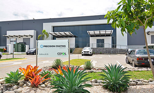Precision Coating - Medical Manufacturing Company