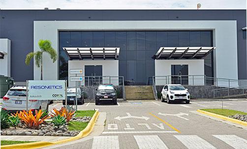 Resonetics - Medical Manufacturing Company