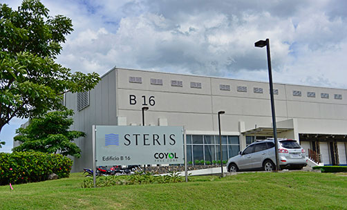 Steris - Medical Manufacturing Company
