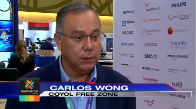 Entrevista Carlos Wong - Exportacion de dispositivos medicos