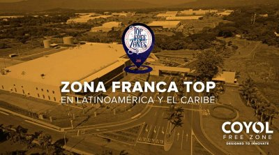 Top Free Zone 2018 Coyol Costa Rica
