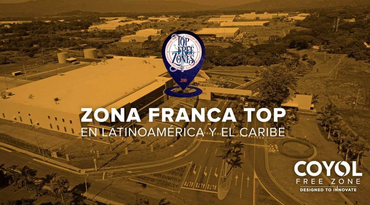 Top Free Zone 2018 Coyol Costa Rica
