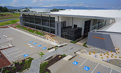 Smith and Nephew - Silver LEED Certified Building