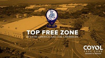 Best Free Zone 2018 Award