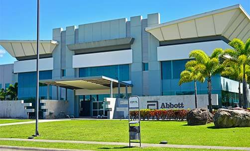 Abbott - Medical Manufacturing Company